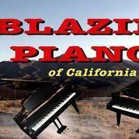 Blazing Pianos