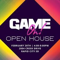 Game On! Open House