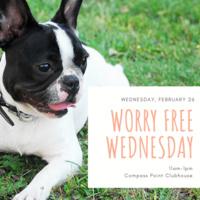 Worry Free Wednesday