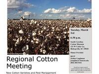 Regional Cotton Meeting 2020