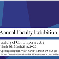 Annual Faculty Exhibition