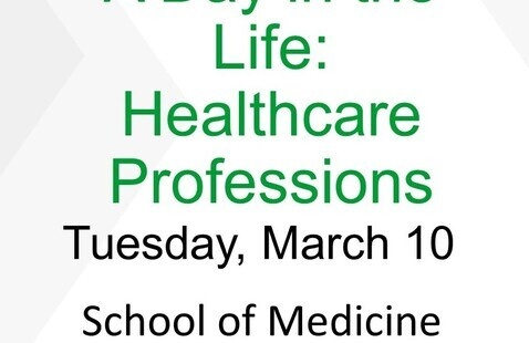 A Day in the Life: Healthcare Professions