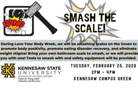 Smash the Scale
