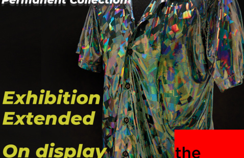 Public Access Suspended: All That Glitters: Spark and Dazzle from the Permanent Collection