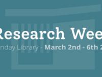 Research Week 2020