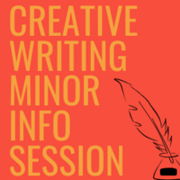 Creative Writing Minor Info Session – CANCELLED