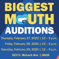 Biggest Mouth Auditions