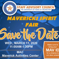 Celebrating Mavericks Spirit Fair