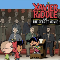VPM PBS KIDS Presents Xavier Riddle and The Secret Movie: I Am Madam President