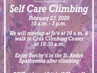Self Care Climbing