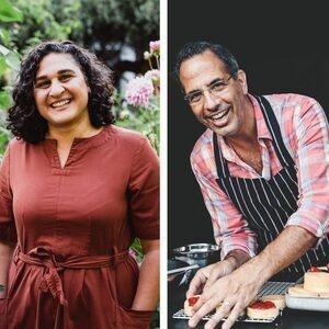 (CANCELED) Samin Nosrat and Yotam Ottolenghi