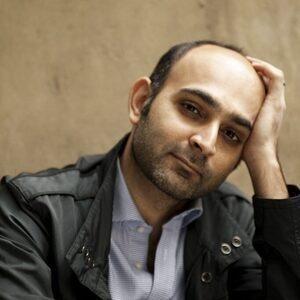 (CANCELED) Mohsin Hamid