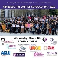 Reproductive Justice  Advocacy Day