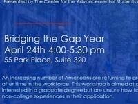 Bridging the Gap Year