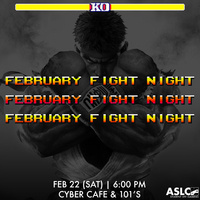 February Fight Night