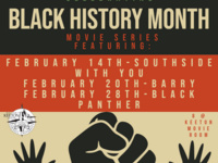 Black History Month Movie Series, Pt. 1