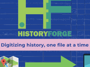 HistoryForge Transcription Bees - Volunteer Opportunity