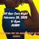 Celebrate Black Hair flyer