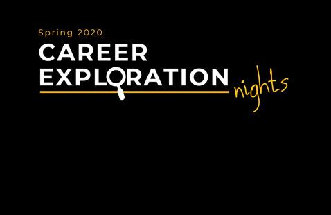 Career Exploration Night: Entertainment