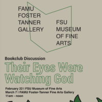 FSU Bookclub Discussion--Their Eyes Were Watching God