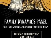 Family Dynamics Panel
