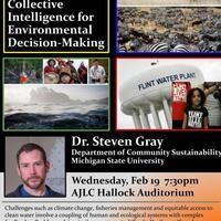 Talk: Harnessing  Collective  Intelligence for  Environmental  Decision-Making