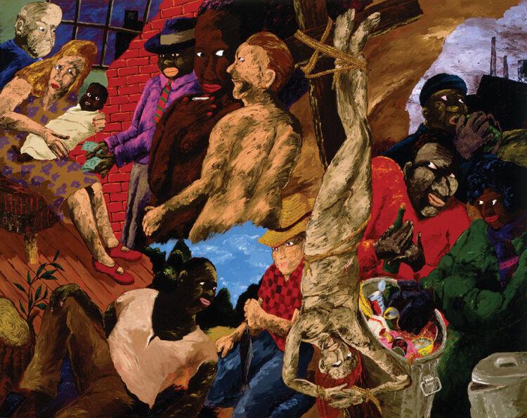Portland Art Museum Presents: Art and Race Matters