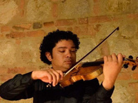 Andres Alean - Violin Master's Recital