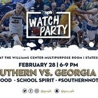 UPB Sboro - Watch Party: GA Southern vs. Georgia State