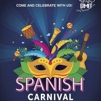 Spain@MIT Carnival Mask Dinner