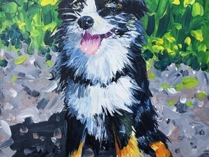 Paint with Anna: Paint Your Pet!