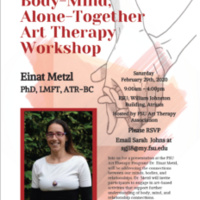 Body-Mind; Alone-Together Art Therapy Workshop