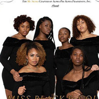 27th Annual Miss Black and Gold Scholarship Pageant and Ball