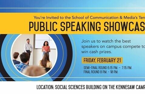 Public Speaking Showcase