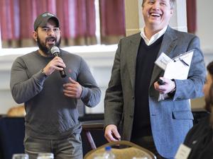 Share Stories of Service - Veteran Breakfast Club Luncheon