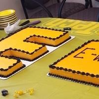 E-Week Cake