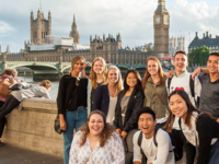 Absolute Internship Students in London, England
