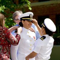 Naval ROTC - Commissioning