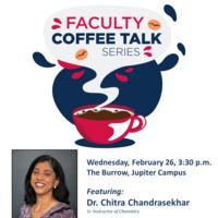 Faculty Coffee Talk Series