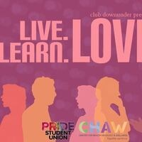 CDU Presents: Live Learn Love