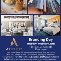 Accor Hotels Branding Day
