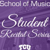 CANCELED: Student Recital Series: Mariel Zuniga, lecture