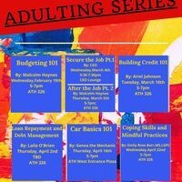 Adulting Series: Building Credit 101