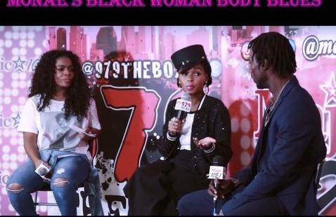"""Embodying the Freak: Janelle Monae's Black Woman Body Blues"""