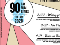 90 Day Film Series: The Filmmaking Process