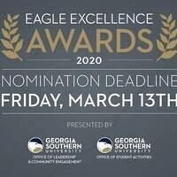 Eagle Excellence Awards Nomination Deadline
