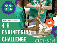 4-H Engineering Challenge