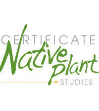 Native Plant Certificate
