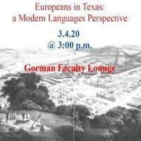 Europeans in Texas: a Modern Languages Perspective