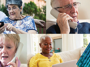 Protecting Older Adults from Identity Theft & Scams